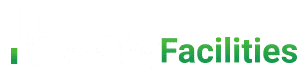 Ashby Facilities logo in white and green with transparent background