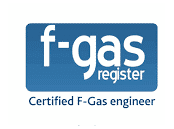 f-gas certfied installer logo