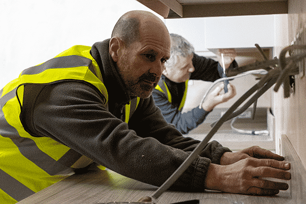 ashby facilities commercial building fitters and installation